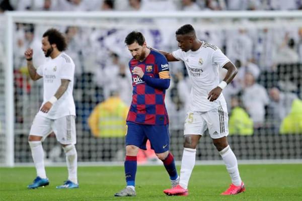 بعد عودة الدوري الإسباني ..  تعرف على أول مباراة لريال مدريد وبرشلونة
