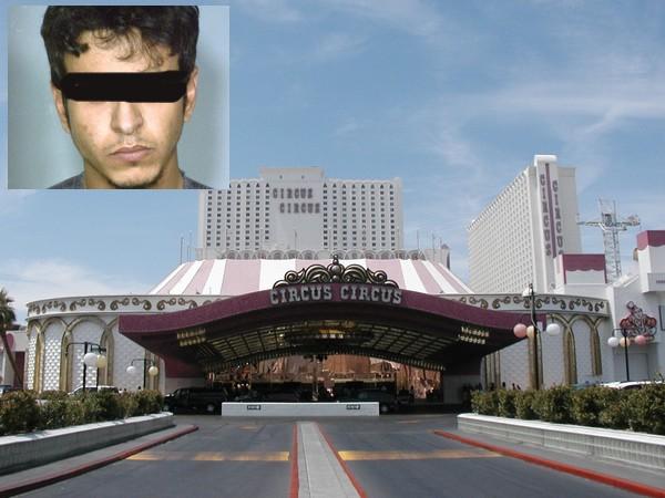 حجز سعودي في لاس فيجاس الأمريكية بتهمة اختطاف صبي واغتصابه