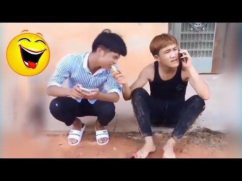 بالفيديو .. مقالب صينية مضحكة ضحك بلا حدود
