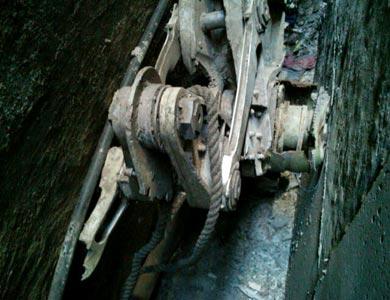 العثور في نيويورك على قطعة من طائرة شاركت في اعتداءات 11 سبتمبر