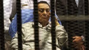 """الإفراج عن الرئيس المخلوع """" حسني مبارك"""""""