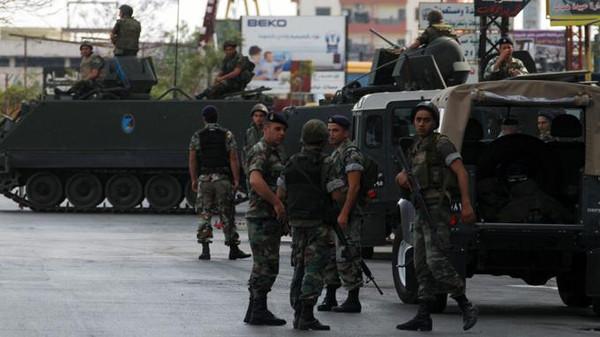 مقتل 4 عسكريين بينهم ضابط في الجيش اللبناني