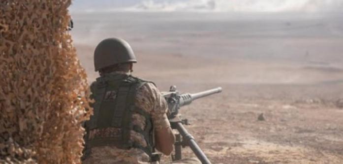 الجيش يحبط محاولة تسلل وتهريب من سوريا للأردن