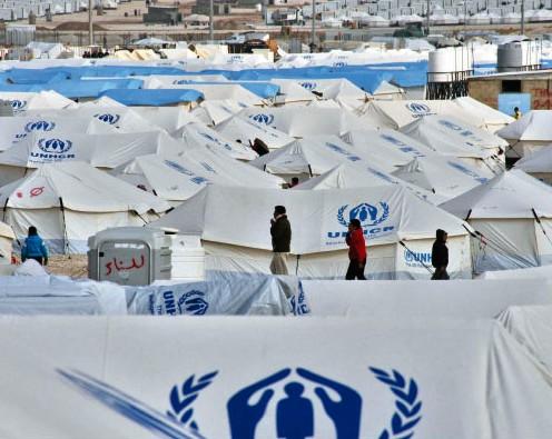 على خطى يوسف منصور مرشح رئاسة أمريكيي يحث بلاده توطين اللاجئين السوريين في الأردن