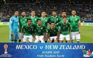 كأس القارات في كرة القدم: روسيا ــ المكسيك والبرتغال ــ نيوزيلندا اليوم