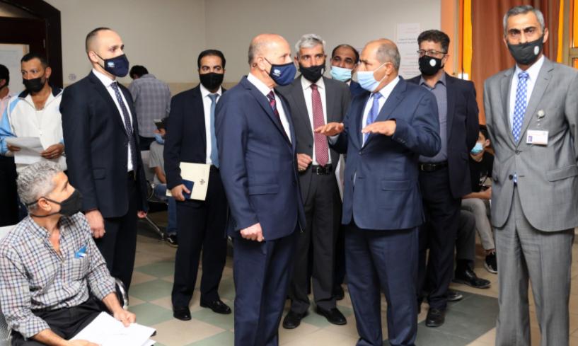 وزير الداخلية: دائرة الأحوال المدنية تمثل الأرشيف الرئيسي للدولة الاردنية