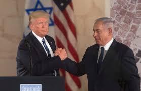 ترامب : انا افضل صديق لإسرائيل بالتاريخ