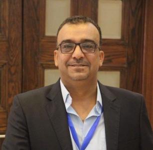الصحفي ابو بيدر  ..  صاحب فكر بحق ومبدع يستحق