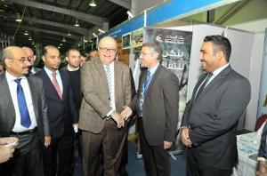 بنك الإسكان يشارك في المعرض الأردني الثامن للبناء والإنشاء
