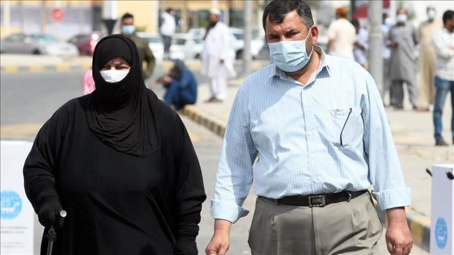 العراق يسجل 820 إصابة وعدم تسجيل وفيات جراء فيروس كورونا