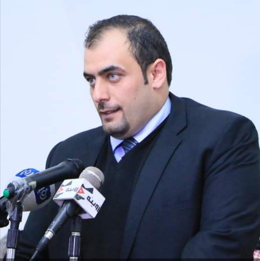 الدكتور طارق زياد الناصر ..  مبارك