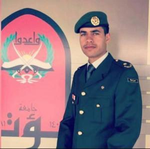 مراد الحجايا مبارك التخرج