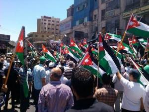السلط: اجتماع يضم وزير الداخلية ووجهاء البلقاء بشأن الاحتجاجات