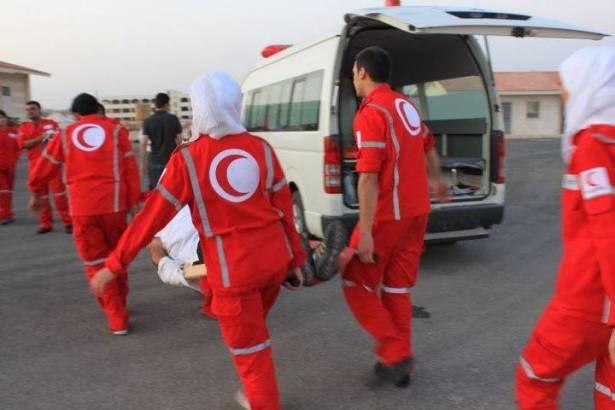بالصورة ممثلة سورية جميلة تتعرض لحادث سير مروع