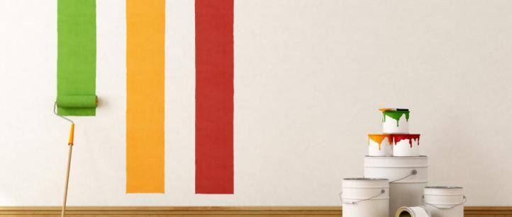 الطريقة الأمثل لطلاء جدران المنزل