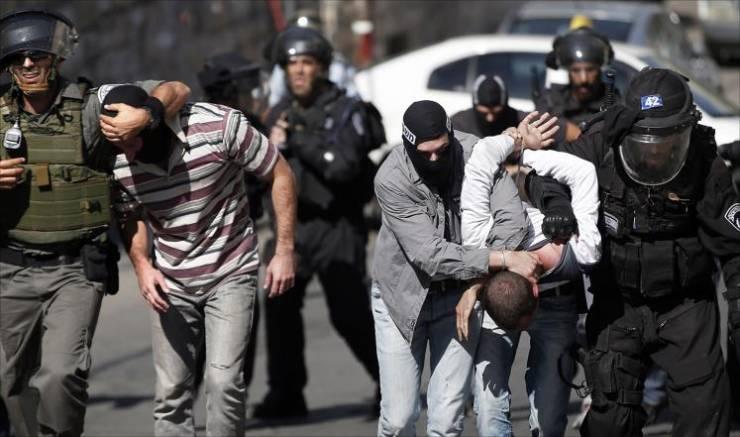 اعتقال 3 شبان من بيت لحم