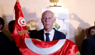هيئة كسر حصار غزة تدعو الرئيس التونسي لزيارة القطاع