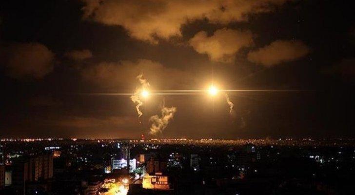 الاحتلال يعلن سقوط صاروخ أطلق من قطاع غزة