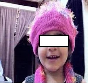 """الطفلة """"رشا""""  قتلها والدها بسبب رغبتها  برؤية والدتها """" المطلقة """""""