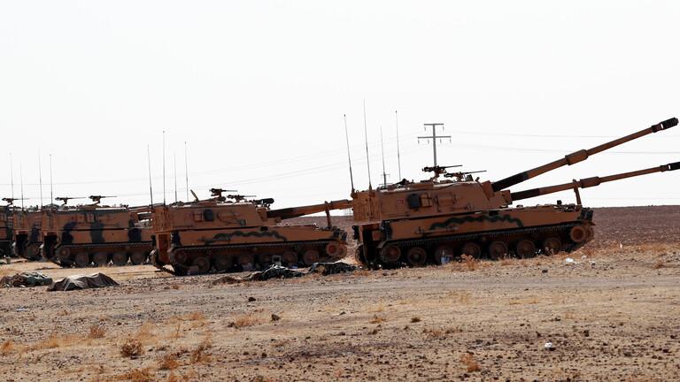 """الدفاع التركية تعلن مقتل 673 عنصرا من المسلحين الأكراد خلال عملية """"نبع السلام"""""""