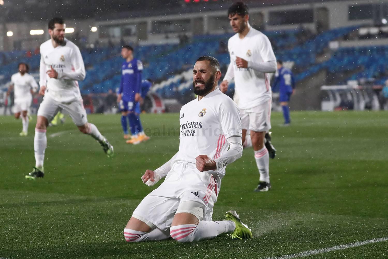 جدول ترتيب هدافي الدوري الإسباني ..  كريم بنزيما يقترب من رباعي المقدمة