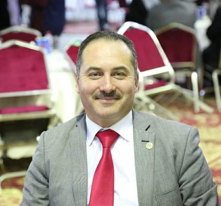 د. علاء الدين الغرايبة مبارك الاستاذية