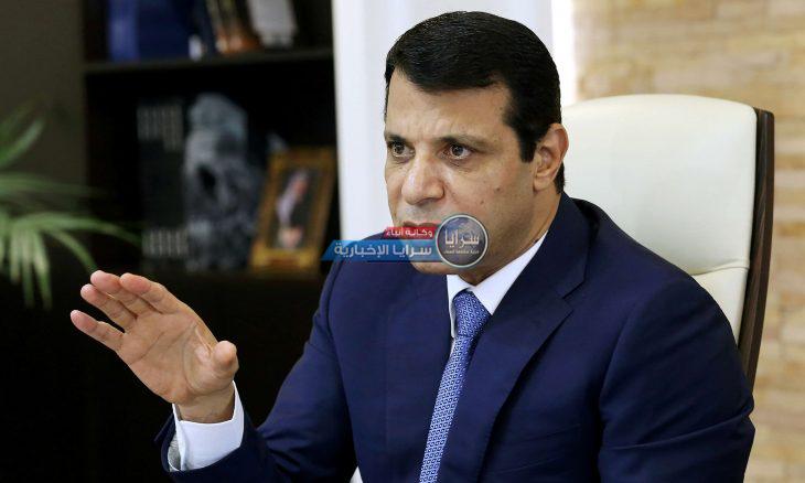 """شاهدوا  ..   الأمن التونسي يفتح تحقيقاً مع 60 موظفاً يعملون بشركة إعلامية بـسبب """"محمد دحلان"""""""
