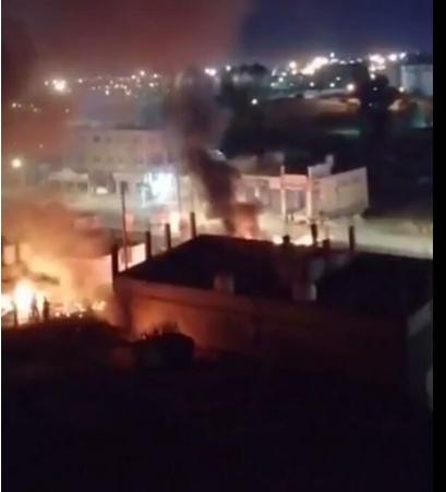 """الإفراج عن مطلق إشاعة حرق منزل وزير الداخلية """"سلامة حماد"""" بعد توقيفه لمدة يوم"""