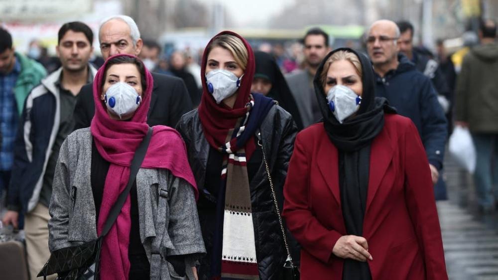 203 وفيات و2349 إصابة جديدة بكورونا في ايران