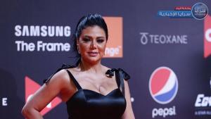 """بالفيديو والصور  ..  رانيا يوسف تسرق الأنظار في رابع أيام """"مهرجان الجونة"""""""