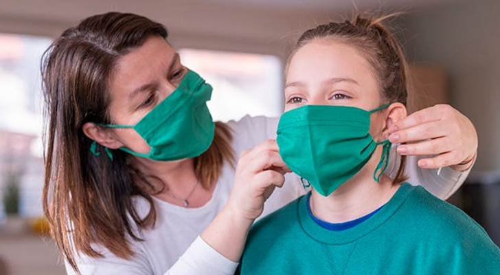 متى يمكن التخلي عن الكمامة بعد التطعيم ضد كورونا؟