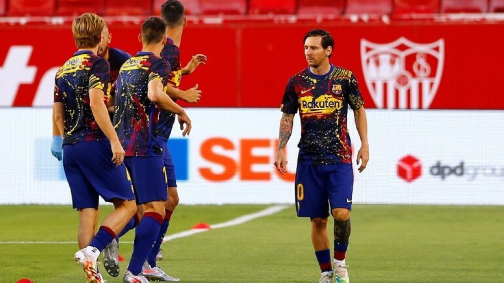 من أجل نيمار ..  ميسي يضحي بثلاثي برشلونة
