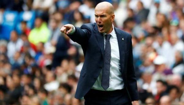 زيدان: احترموا إنجازات ريال مدريد