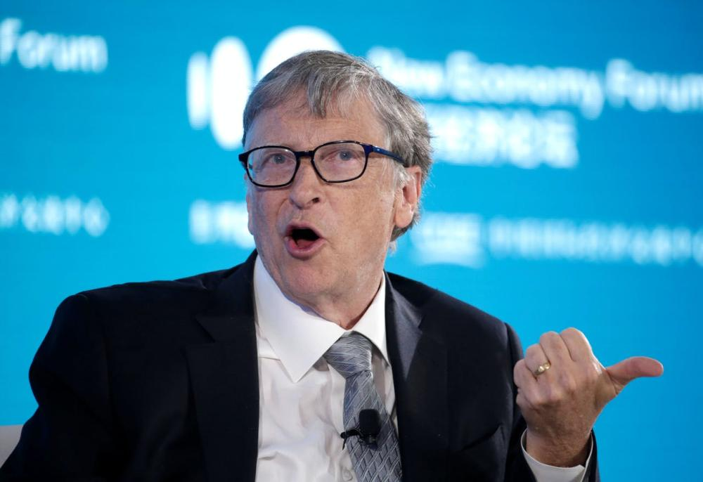 بيل غيتس: ينبغي السماح لترامب بالعودة إلى مواقع التواصل الإجتماعي