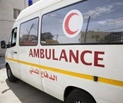 25 إصابة بحادث سير في معان