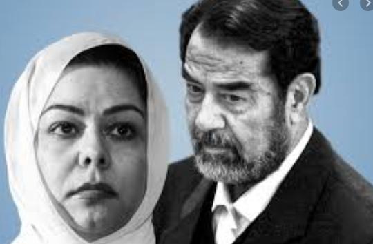 رغد صدام حسين تنعى وزير الصحة العراقي في زمان حكم والدها ..  فمن هو؟!