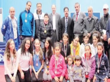 عمان الأولى تقترب من لقب دورة الأمير فيصل الأولمبية