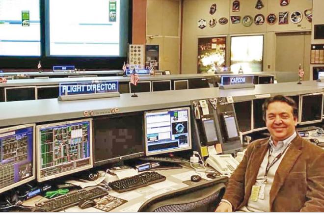 أردني مسؤول عن بناء إلكترونيات مركبة فضائية أميركية