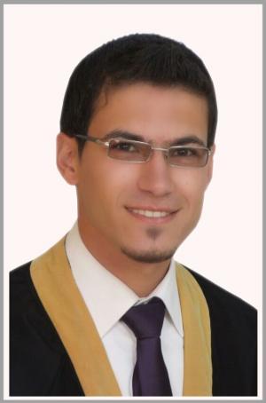 يتقدم جمال شقير والعائله الكريمه  بتهنئة المهندس عمر
