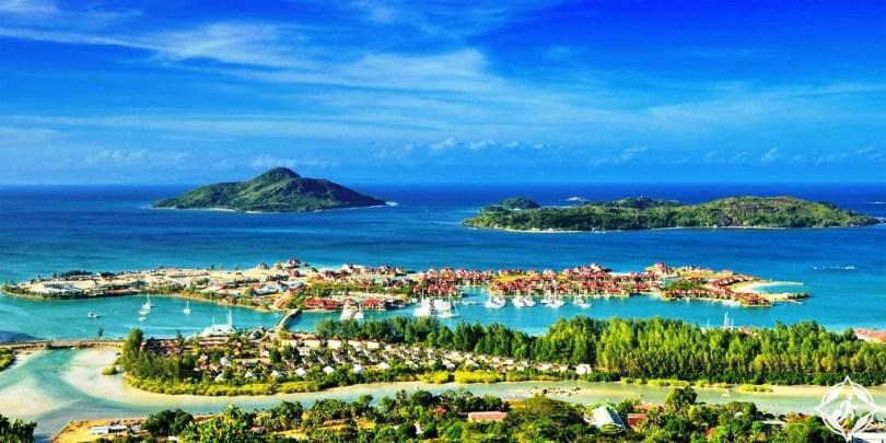 بالصور  ..  أماكن الجذب السياحي في جزيرة ماهي ٬ سيشل