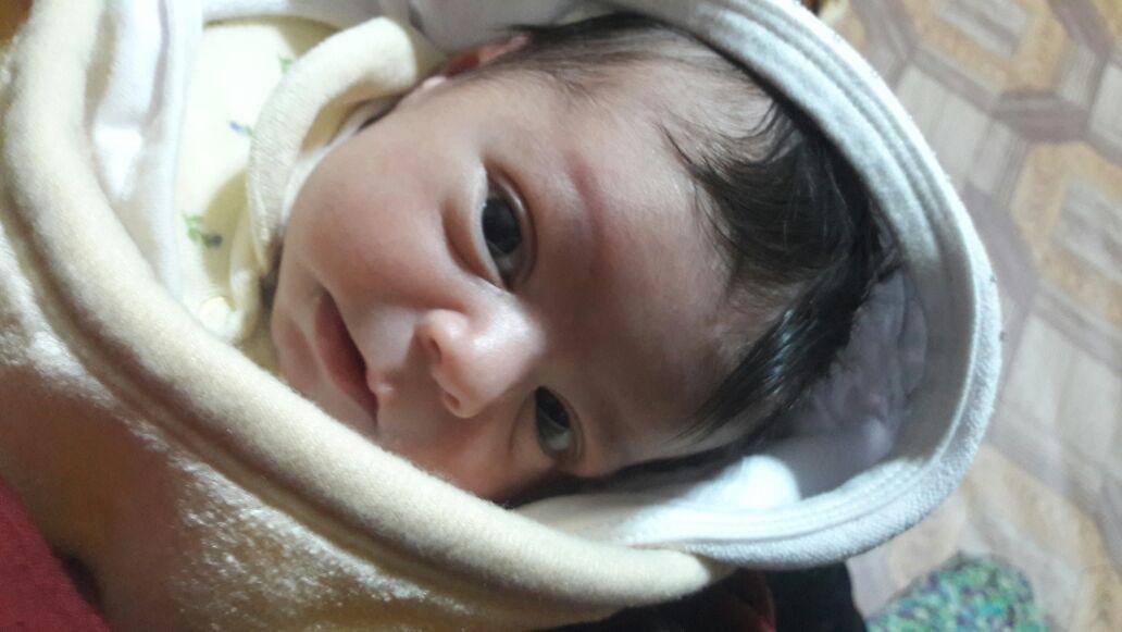 """مبروك المولودة الجديدة """"سيلين """""""