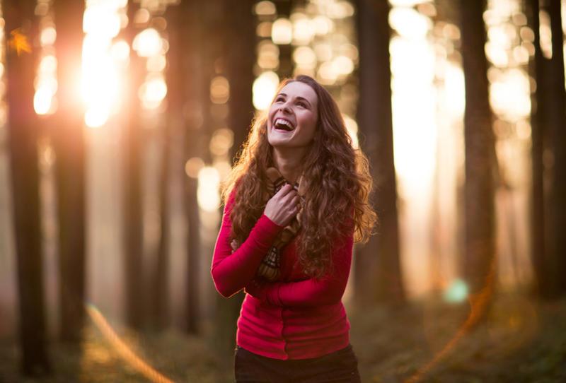 تفسير حلم الضحك في المنام