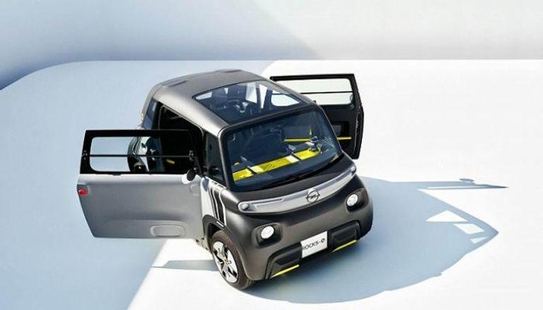أوبل تطرح أرخص سيارة كهربائية .. لا تحتاج رخصة: كيف؟