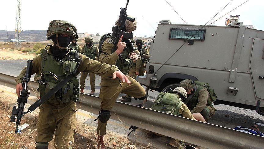 مقتل إسرائيلي وإصابة 160 آخرين بالضفة في ايار