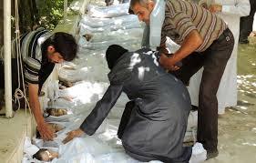 تقرير المفتشين الدوليين يؤكد استخدام غاز السارين في الغوطة