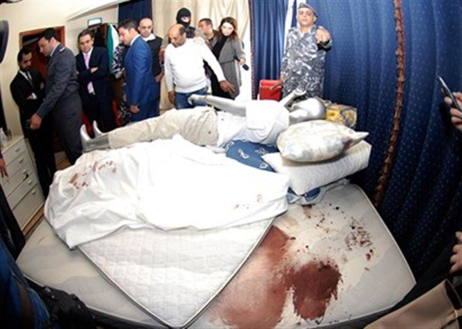 """مهندس أردني يقتل زوجته باستخدام """"شاكوش""""في القاهرة"""