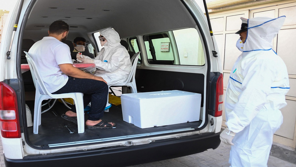 """البحرين تسجل 249 إصابة جديدة بـ""""كورونا"""""""