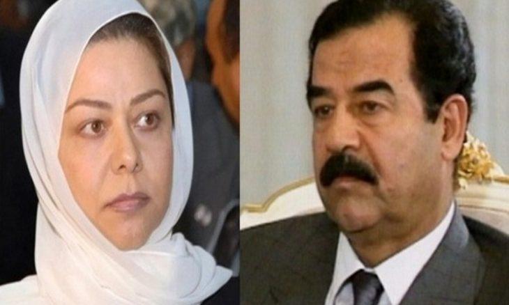 """بالفيديو ..  رغد """"صدام حسين"""" تحتفل بميلاد والدها الرابع والثمانين"""
