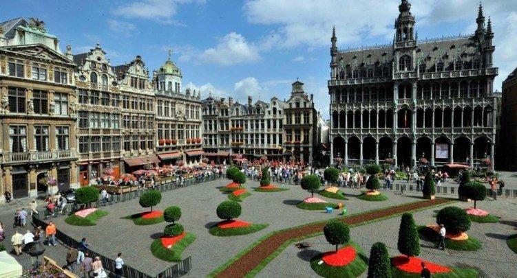 بالصور .. السياحة في بروكسل