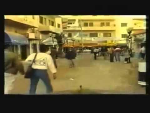 بالفيديو : كيف كانت مدينة رام الله عام 1994